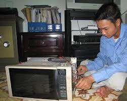 Sửa chữa lò vi sóng nhanh giá rẻ tại hà nội