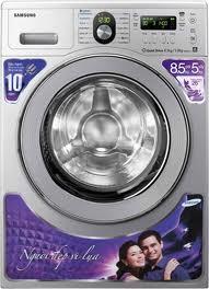 Samsung ứng dụng công nghệ giặt khô vào máy giặt
