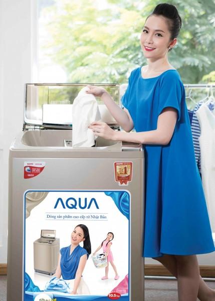 Quy trình hoạt động của máy giặt Sanyo