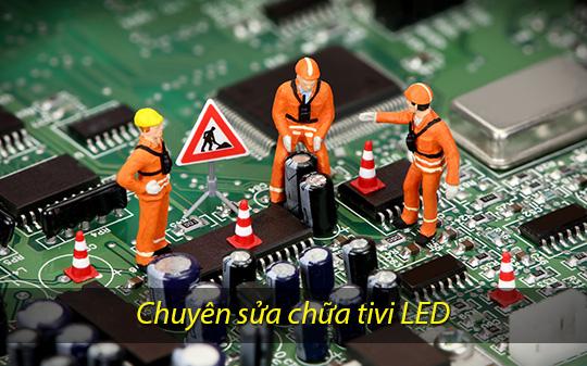Sửa chữa Tivi LCD,LED tại Hải Dương