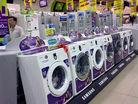 Địa chỉ sửa máy giặt samsung tại hải dương