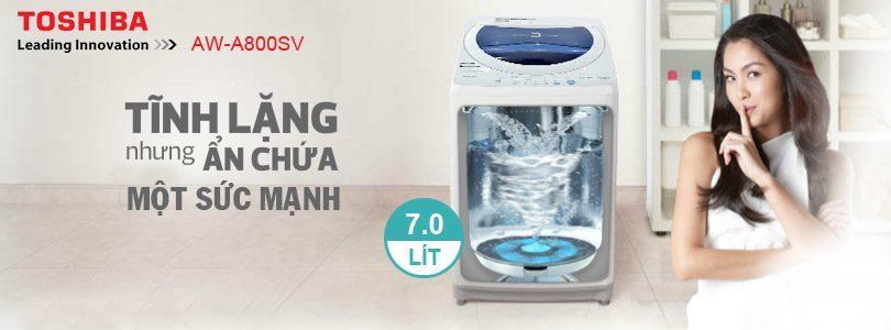 Chuyên sửa máy giặt Toshiba tại hải dương
